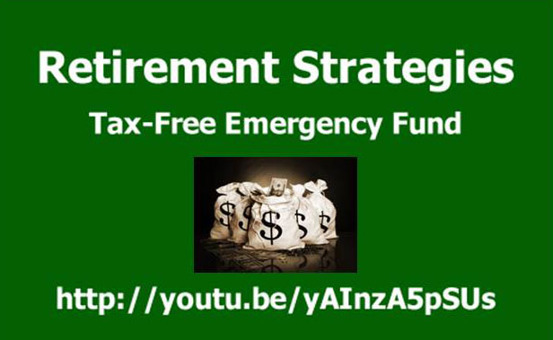 Tax-Free IULs work as a tax-free emergency fund.  Flexibility is a hallmark of living benefits life insurance