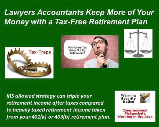 IRS strategy can triple after-tax retirement income and you keep more of your money