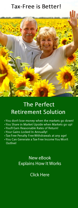 Kindle version Tax-Free IUL eBook.  Tax-Free is Better!  The Perfect Retirement Solution